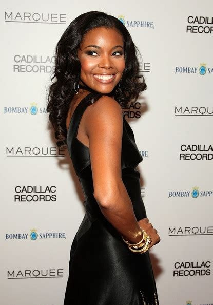 Records New York Gabrielle Union In Quot Cadillac Records Quot New York Premiere Zimbio
