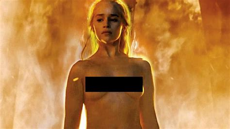 actress of game of thrones season 2 game of thrones season 6 emilia clarke nude scene helped