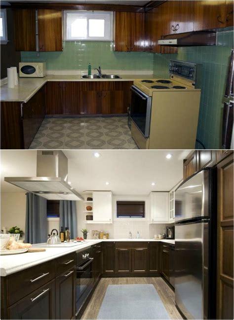 cuisine avant apr鑚 relooking cuisine avant apres relooking maison design bahbe com
