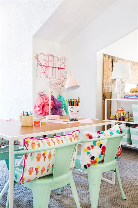 target rooms emily henderson transforms a playroom with the pillowfort decor collection from target rue