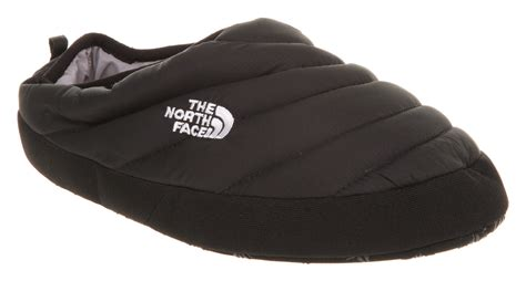 northface slippers womens the womens nse tent mule iii black