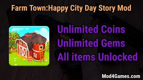 home design story mod apk design story unlimited gems farm town happy city day story