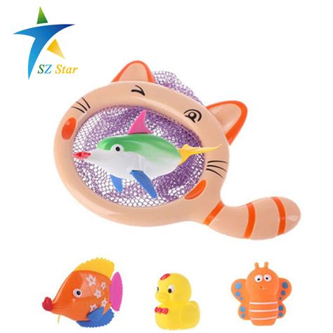 bathtub toys for kids fishing baby bath toys game for children kids automatic
