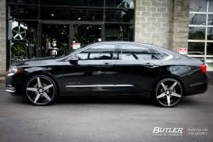 chevrolet impala with 22in savini bm11 wheels exclusively