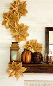 craft ideas for fall decorating fall craft ideas for the home 7 projects