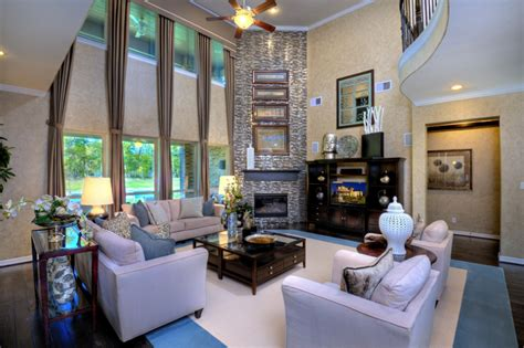 model home interior design houston taylor morrison part of the action as bridgeland home