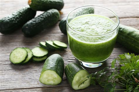 Cucumber Detox Juice by 15 Wonderful Health Benefits Of Organic Cucumber