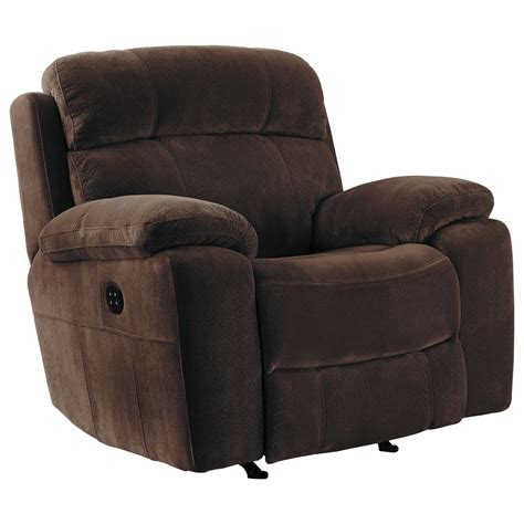 Adjustable Recliner by Signature Design By Uhland Power