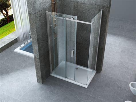 box doccia un anta box doccia con anta fissa e porta scorrevole quot 045f quot