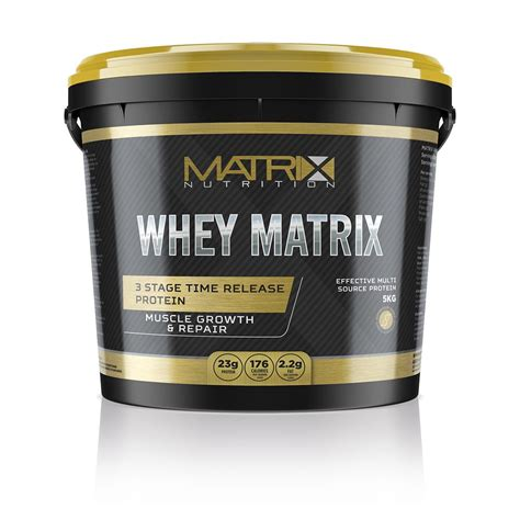 Whey Protein whey protein growth all flavours sizes by matrix nutrition ebay