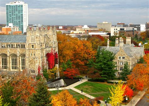 Of Michigan Part Time Mba by Fall In Arbor Michigan Photos