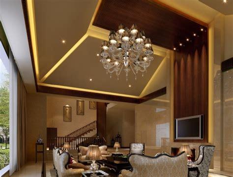 decken dekoration wohnzimmer decken gestalten der raum in neuem licht