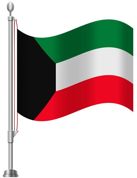 flag clipart flag clipart kuwait pencil and in color flag clipart kuwait