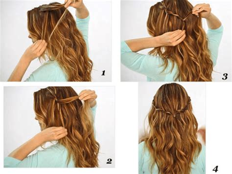 diy hairstyles com 17 quick and easy diy hairstyle tutorials