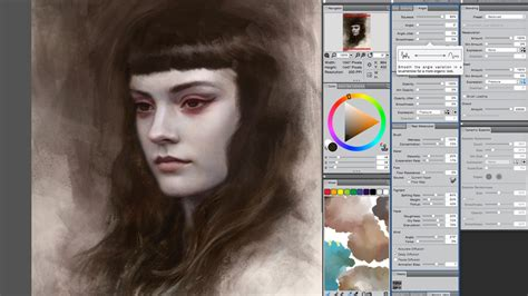 Cire à Patiner by Corel Painter 2016 Review Review Digital Arts