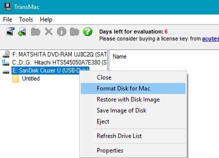 format flashdisk mac cara membuat usb bootabel hackintosh menggunakan transmac