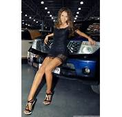The Hot Ladies Of 2011 Moscow Tuning Show Sports &amp Modified Cars