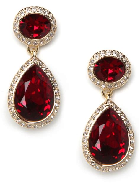 25  Best Ideas about Ruby Earrings on Pinterest   Ruby jewelry, Rubies and diamonds and Ruby casino