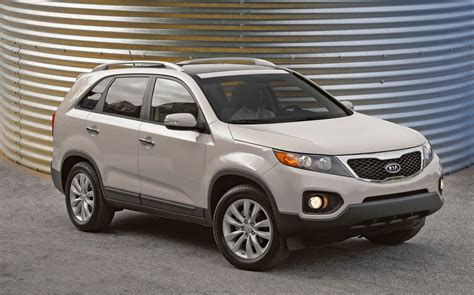 2012 Kia Sorrento 2012 Kia Sorento Photo Gallery Motor Trend
