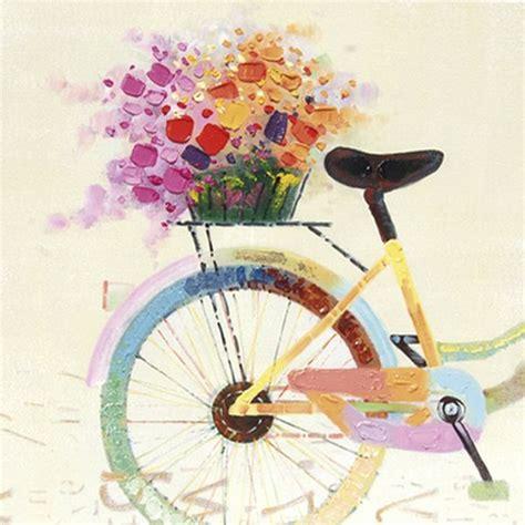 imagenes bellas vintage mejores ideas sobre bicicletas adornadas bicicletas con y