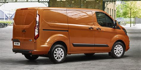 Ford Transit 2018 by 2018 Ford Transit Custom Facelift Revealed Photos 1 Of 5