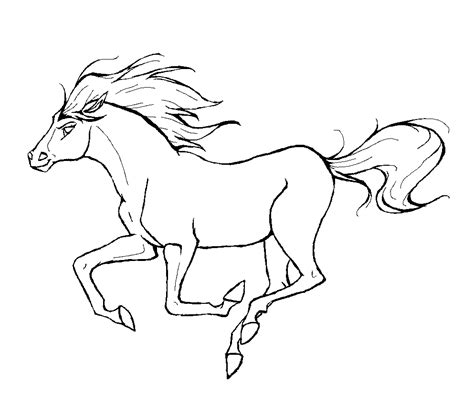 Coloring Pages Of Horses Printable coloring pages to print coloring pages to print