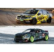 Tanner Foust Returns To Drifting On Team Nitto Alongside