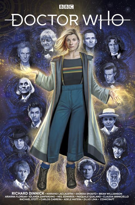 david tennant upcoming appearances 2018 preview titan comics the thirteenth doctor vol 0 out
