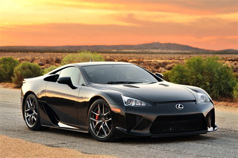 lexus lfa modified lexus talks lfa successor autoblog