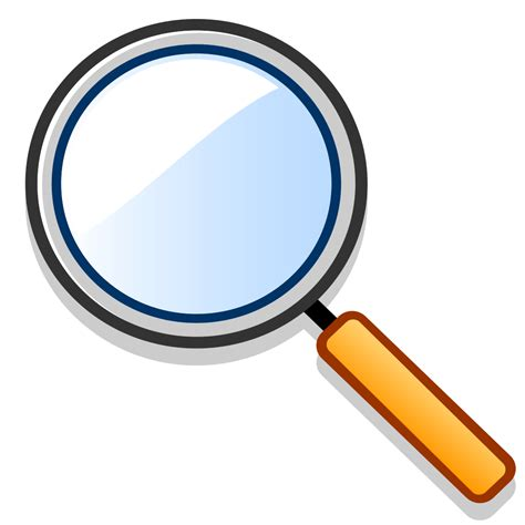 glass svg file magnifying glass cc0 svg wikimedia commons