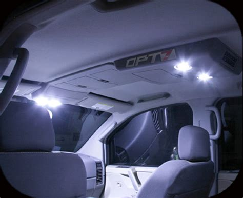 Led Interior Light Bulbs Opt7 16pc Interior Led Light Bulbs Package Kit For 00 06 Gmc 166 White Ebay