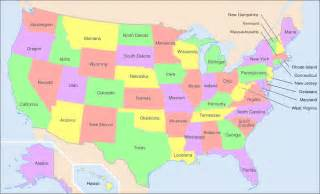 where is usa on map 美国地图英文版 原创 万德房海外房产网专业的海外房地产信息门户
