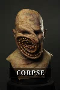 Scary Halloween Masks Boogeyman Silicone Mask