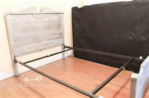 Bed Frame Extensions Headboard Shelf Made From An Bed Railing Lost In The Found
