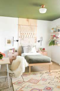 Diy Teenage Bedroom Ideas the nightstands are brass and leather campaign hacks on an ikea malm