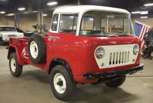 Fc Jeep For Sale 1963 Willys Jeep Fc 170 Bring A Trailer