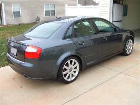 Audi A4 Baujahr 2005 by 2005 Audi A4 Information And Photos Momentcar