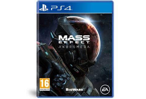 Kaset Ps4 Mass Effect Andromeda mass effect andromeda ps4 para los mejores videojuegos fnac es