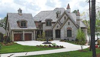 French Country Style House Plans by Architectural Styles