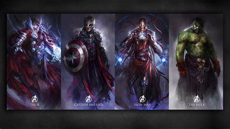 wallpaper dark avenger avengers hd wallpaper collection for free download