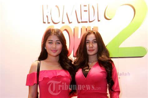 Film Komedi Duo Serigala   duo serigala hadiri screening film komedi gokil 2 foto 1