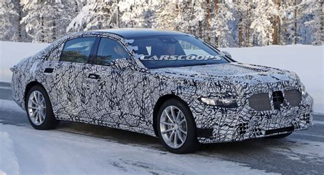 2020 Mercedes S Class by 2020 Mercedes S Class To A Touch Centric Interior