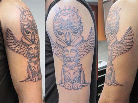 tattoo animal totem 25 awesome totem pole tattoo ideas slodive tattoo ideas