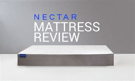 reverie mattress reviews nectar mattress review nectar sleep claims to be the