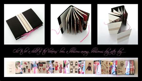 Handmade Booklet - flower handmade book by majnouna on deviantart