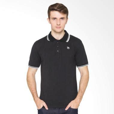 Real Pic Pemakaian Kaos Polo Anak Button jual dnd execution vandyke kaos polo pria hitam harga kualitas terjamin blibli