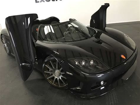 koenigsegg ccx back 2008 koenigsegg ccx for sale at motors south