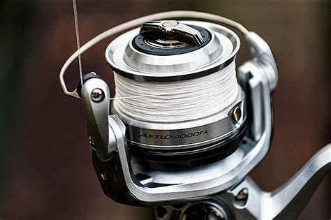 Bb Rd Original shimano aero spin 4000 spinning reel 163 150 review henry