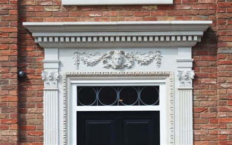 cast stone door surrounds haddonstone gb