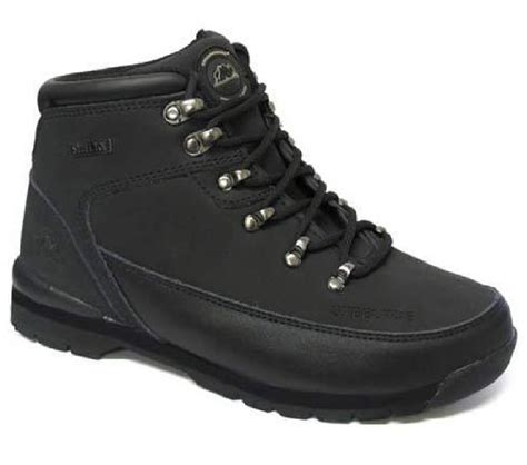 Sepatu Boot Original Azcost Hiker Safety Boot Leather Sued V2 Promo womens work groundwork safety trainers steel toe caps leather boots sz ebay